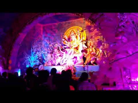 Kashidih Durga Puja pandal, Jamshedpur 2017