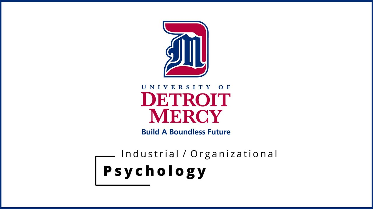 Industrial / Organizational Psychology Open House student interviews