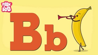 The B Song — Learn The Letters Of The Alphabet