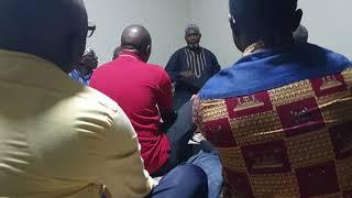 MSIBA na MAANA YAKE. Sheikh Salum Issa Kirungi Belgique