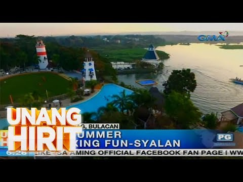 Unang Hirit:  Pre-Summer Relaxing Fun-syalan