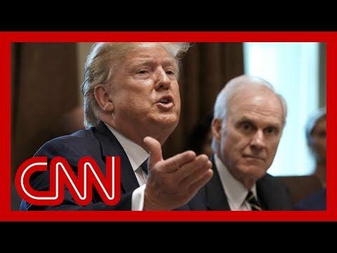 Ousted Navy secretary slams Trump in op-ed