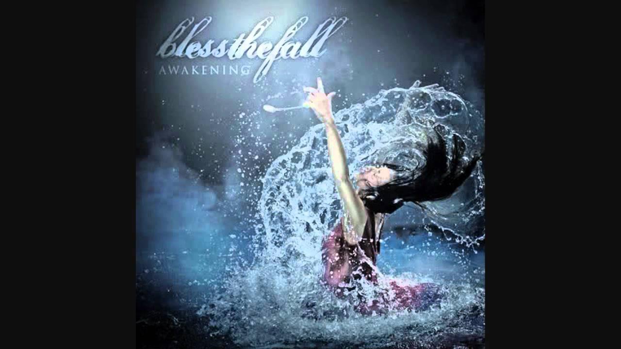 Blessthefall - 40 Days... with lyrics (NEW SONG) - YouTube