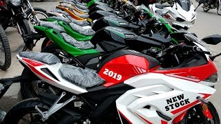 NEW STOCK AT UNITED AUTOS & NEW BIKES UNBOXING ON PK BIKES