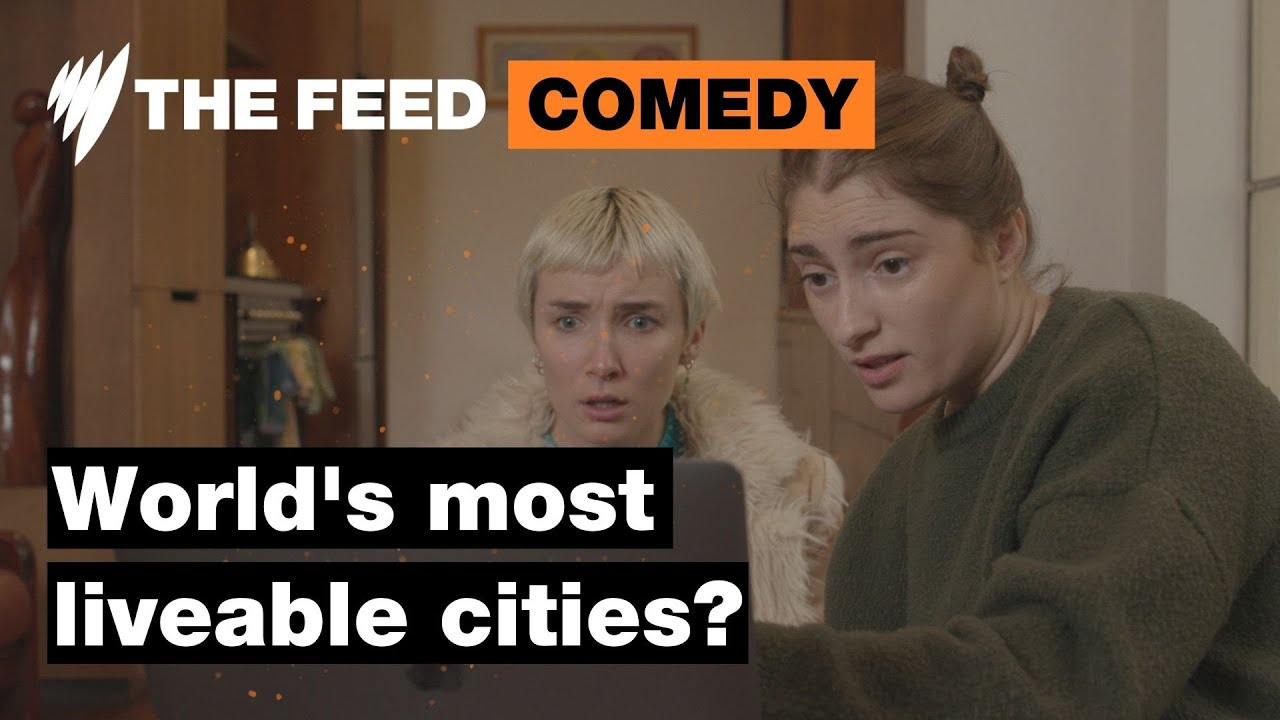 World's most liveable cities?   Comedy   SBS The Feed