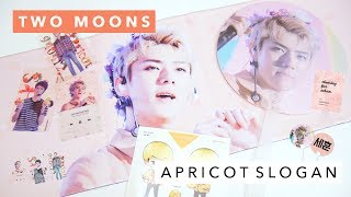 🌸 Two Moons 2016 Cheering Project for Sehun | Apricot Slogan 🌸