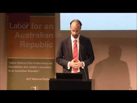 LFAR Australian Republican Model Debate: DEMOCRACY MODEL by Daniel White - 2 May 2015