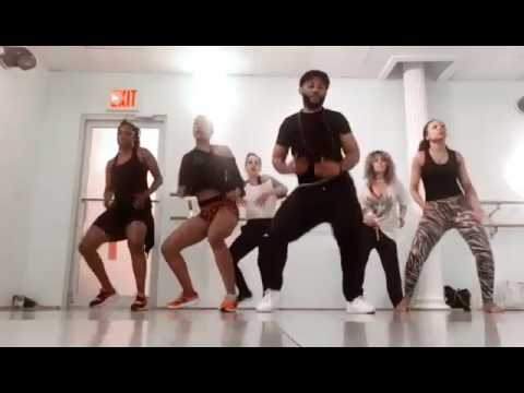 Werrason: Zenga Luketu [Dance] Cover #afrocongolesedance by nkumukatalay
