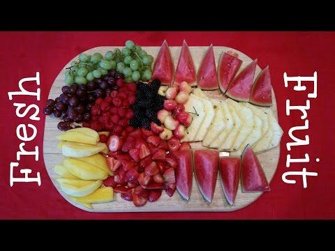 Fresh Fruit Mukbang