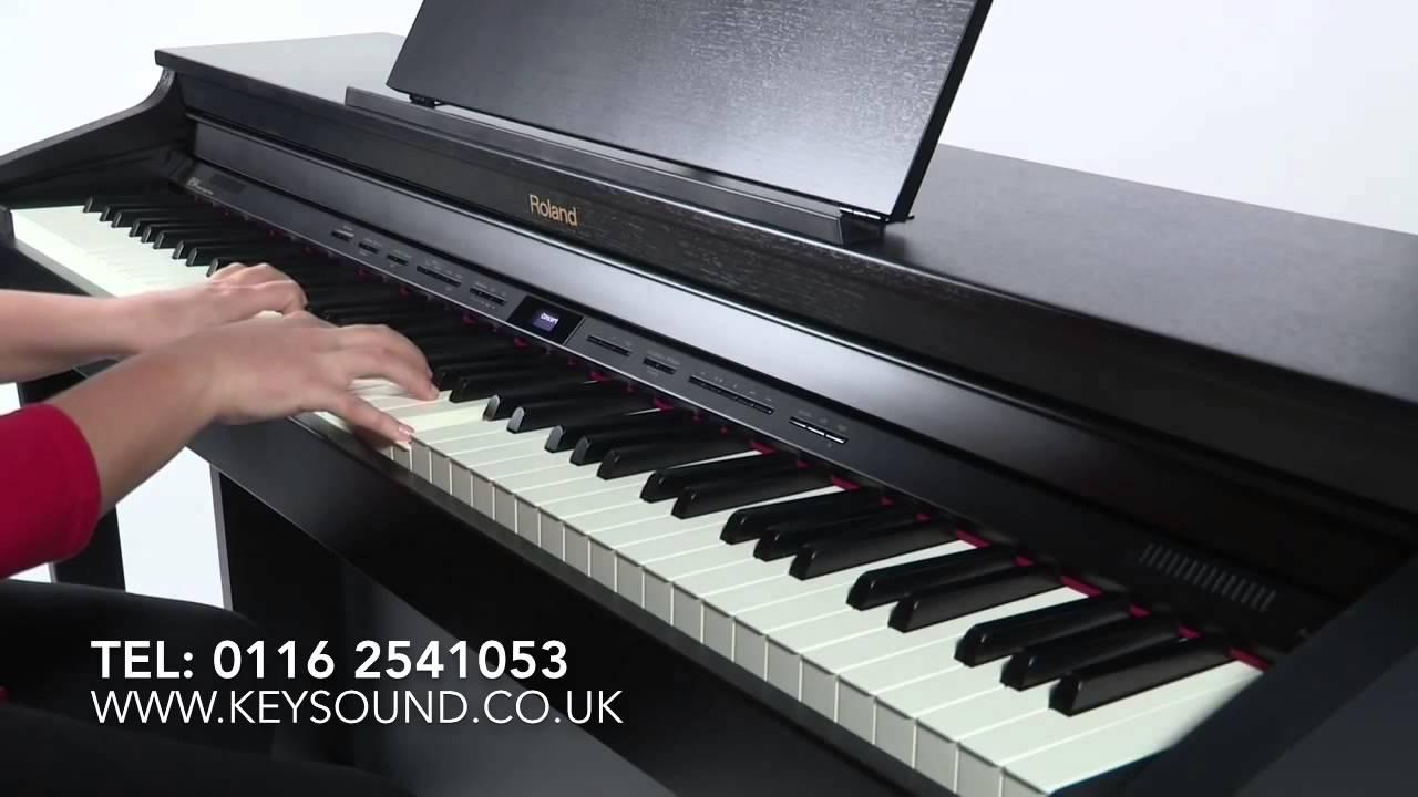 Digital Piano Kawai Vs Roland : roland hp504 digital piano demo youtube ~ Vivirlamusica.com Haus und Dekorationen