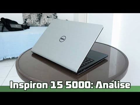 Dell Inspiron 15 5000 Special Edition (5547): Análise [Review BR]