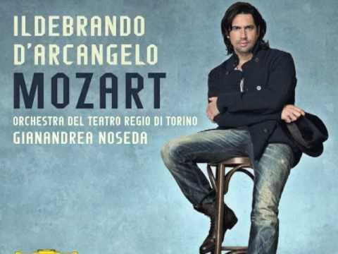 MOZART ARIAS & Interview (Don Giovanni) - Ildebrando D'Arcangelo released Amazing ALBUM