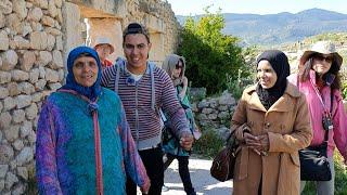 لالة حادة تسافر عبر الزمن لإكتشاف أقدم مدينة في المغرب