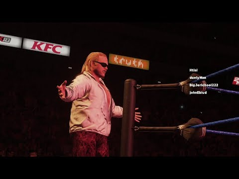 nL Live - Attitude Era Night! [WWE 2K18]