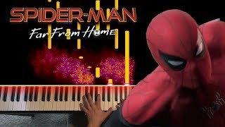 Baixar SPIDER-MAN: FAR FROM HOME Trailer Music (Piano Cover)