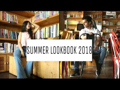SUMMER LOOKBOOK 2018 | FOR MEN AND WOMEN