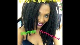 LET'S GO TO JAMAICA MON! (SENSATIONNEL TATIANA)