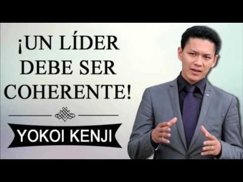 Un líder debe ser coherente - Yokoi Kenji