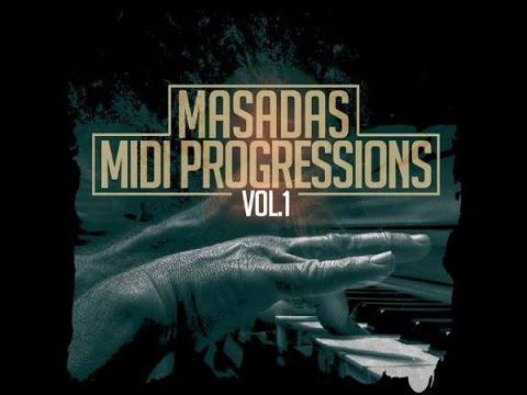 Masada Midi Progressions Review