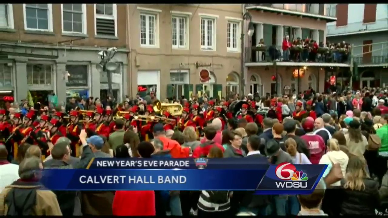 Allstate Sign In >> Allstate Sugar Bowl New Year's Eve Parade: Part 2 - YouTube