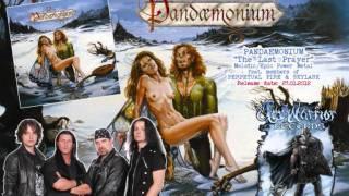 """PANDAEMONIUM - """"Alone In The Dark"""" [from """"The Last Prayer""""]"""
