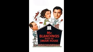 Mr Blandings Builds His Dream House (1948) Trailer