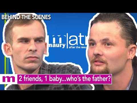 2 Friends, 1 Baby...who's The Father? | ATR | The Maury Show