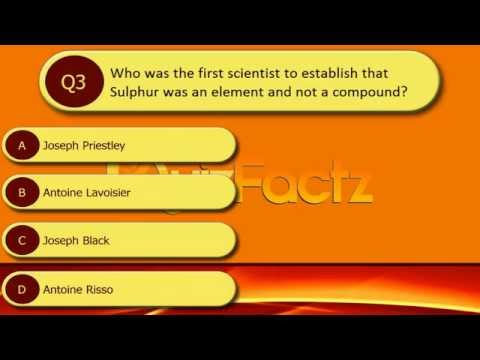 Science Quiz 3