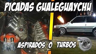 Fiat 128 Turbos y más en Picadas Gualeguaychu - Radialero Team