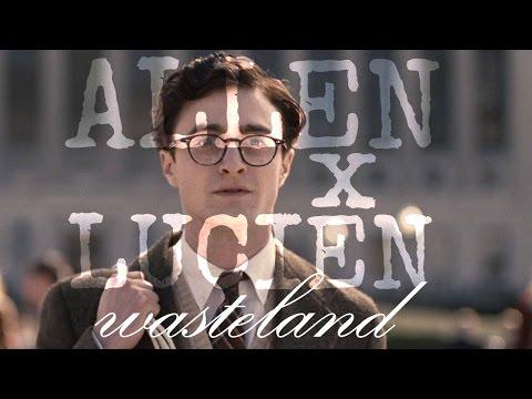 allen ginsberg x lucien carr _ wasteland