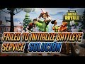 Solución Failed to initialize BattlEye Service: Windows Test-Signing Mode not supported en Fortnite