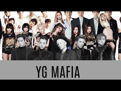 If YG Family Were A Mafia