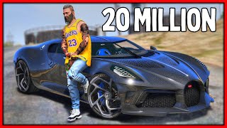 GTA 5 Roleplay - Quickest $20 Million Bugatti | RedlineRP #945