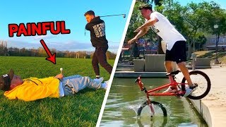 *ATTEMPTING* PEOPLE ARE AWESOME CHALLENGE (EPIC FAIL)