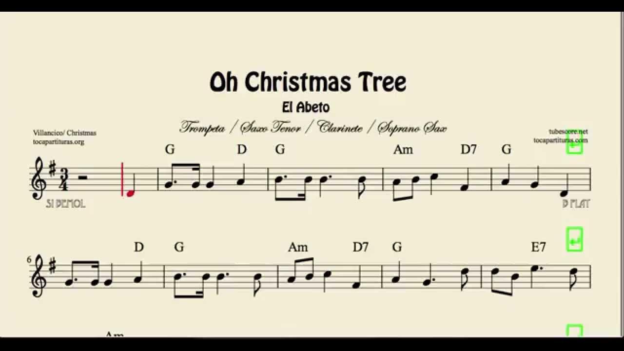Rockin Around The Christmas Tree Sheet Music Free