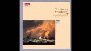 Tchaikovsky: Symphony No.4 1st movement, Mariss Jansons