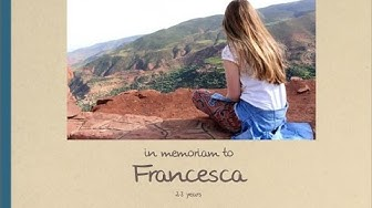 In Erinnerung an Francesca Feldmann (Franci, Franni, Frann, Fe)