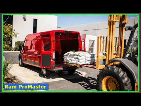 Ram ProMaster 2019 Review | Ram Updates ProMaster and ProMaster City Vans