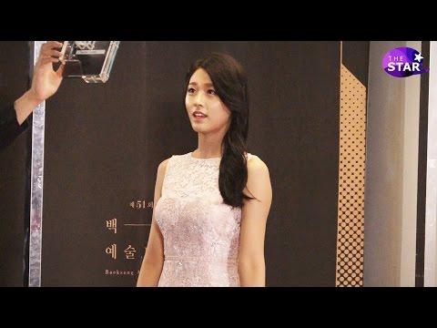 [TheSTAR] '백상예술대상' 설현, 뭘 해도 예쁜 그녀 '눈이가요 눈이가'