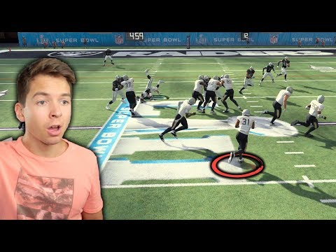 TRYING TO SPOIL MY OPPONENTS SUPER BOWL!! MADDEN 18 SUPER SQUAD #35
