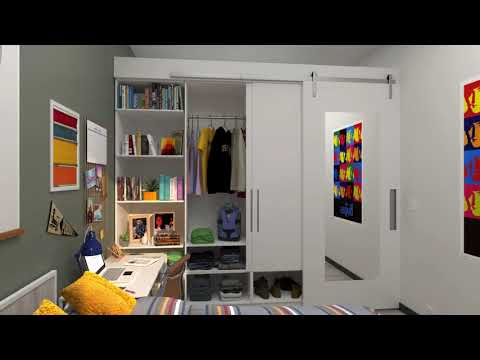 Innovative New Room Divider Reinvents The Double Room In Hub East Lansing