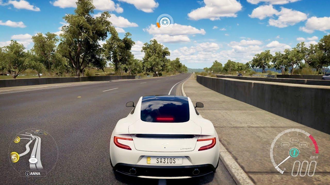 Forza Horizon 3 Aston Martin Vanquish Youtube