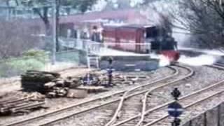 台糖527号蒸気機関車 西武園ゆうえんち駅発車 TSR 527 in Seibu railway