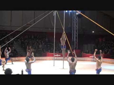 african spirit boys acrobat