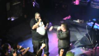 "Run the Jewels ""Run the Jewels"" and ""Banana Clipper"" Live @Lincoln Theatre"
