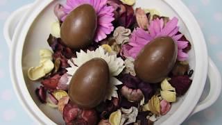 OVETTI KINDER SORPRESA fatti in casa | ricetta facilissima | Chocolate Surprise Eggs