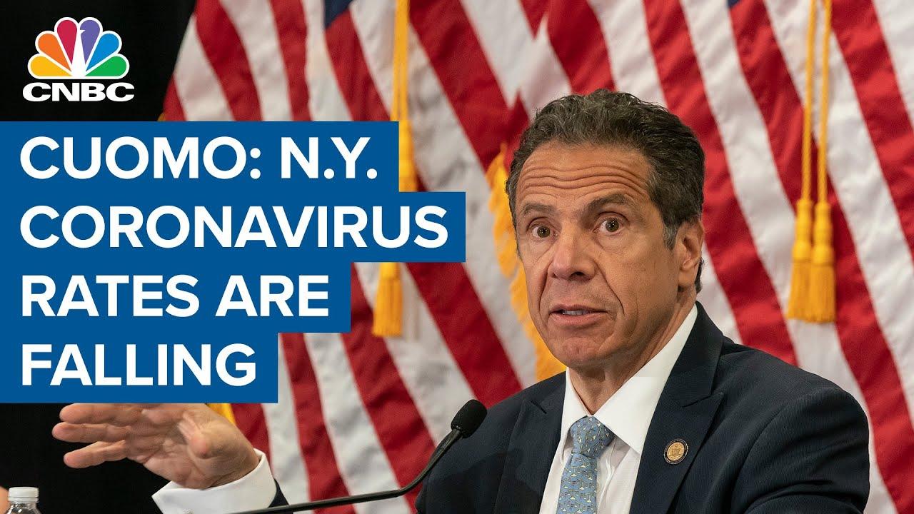 Gov. Andrew Cuomo: Coronavirus outbreak is back to where it started in New York