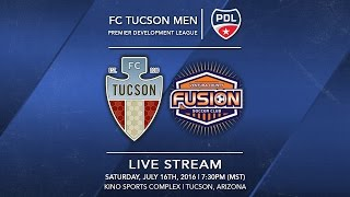 FC Tucson vs Ventura County Fusion full match