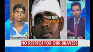 Army jawan brutally beaten up in Bengal; no respect for our braves?