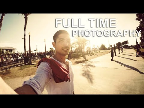 Becoming A Full-Time Photographer Before Age 25